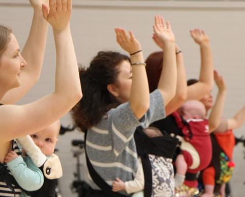 Instructor -Kristine Meistere / SCOTLAND