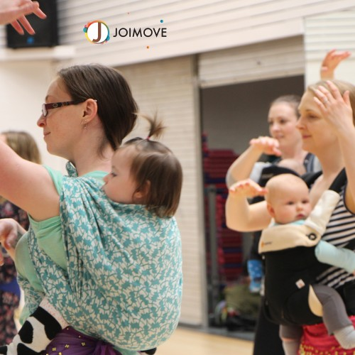 joimove, joimove babywearing school of dance