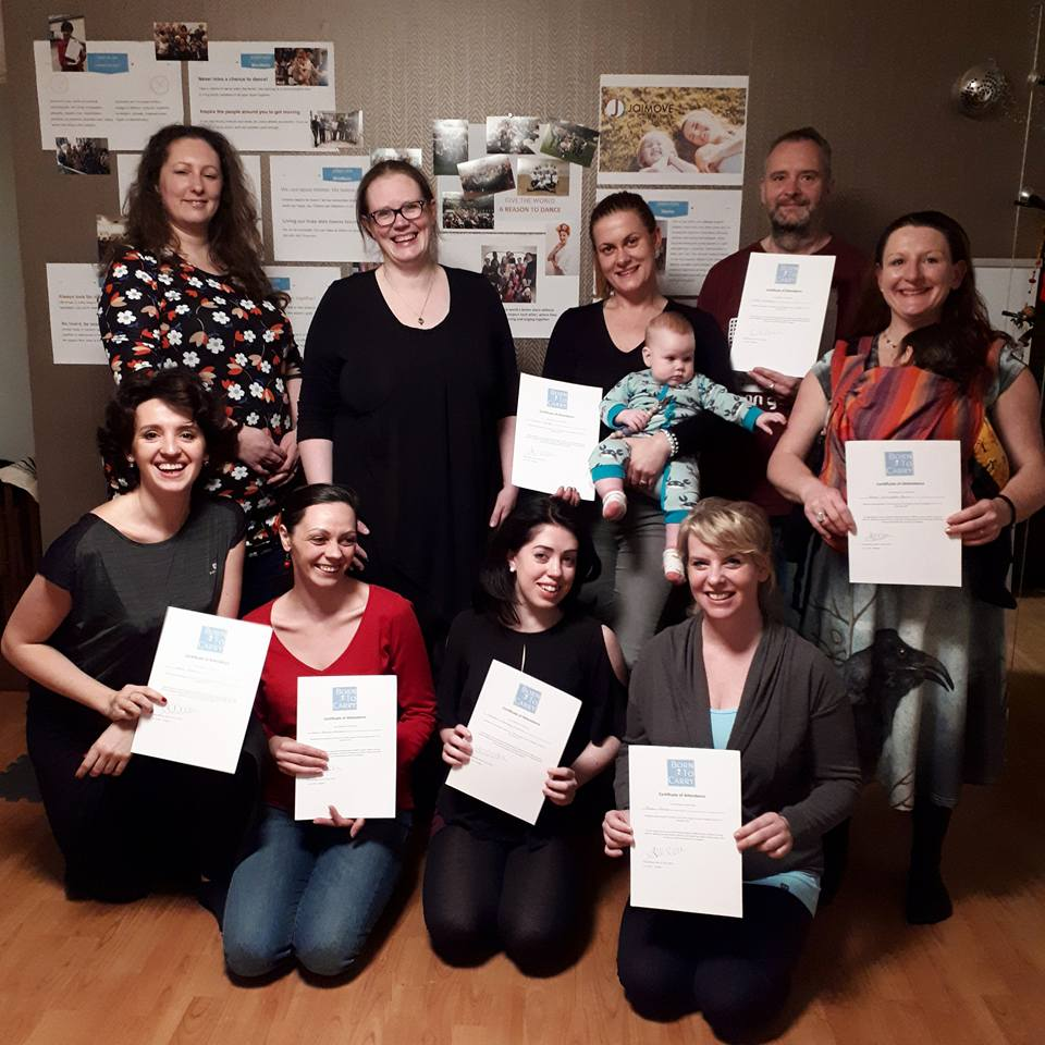 Born to Carry Babywearing Peer Supporter Course