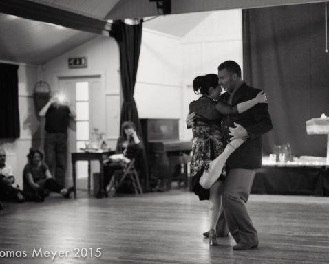 Vanessa Leamy Corsini / Argentine Tango Teacher, Dancer, Joimove Representative / Italy